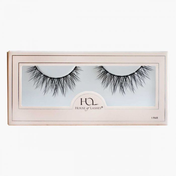 House of Lashes Lite Collection Natalia Lite | HODIVA LUX