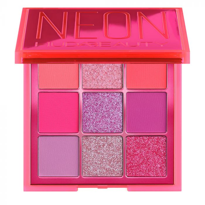 Huda Beauty Neon Obsessions Palette - Neon Pink | HODIVA LUX