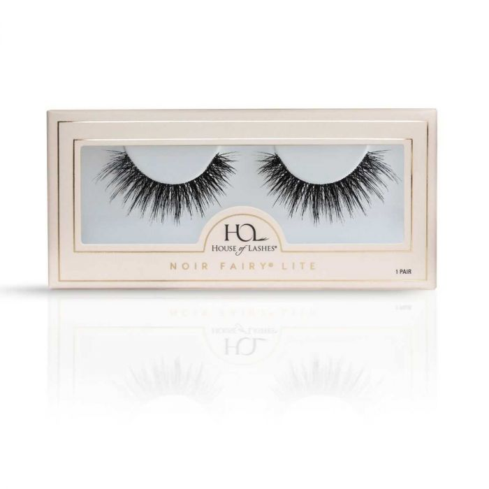 House of Lashes Lite Collection Noir Fairy Lite | HODIVA LUX