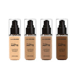 L.A. COLORS Truly Matte Foundation