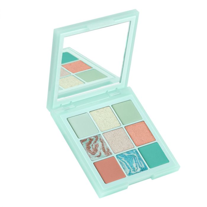 Huda Beauty  PASTEL Obsessions Eyeshadow Palette Mint | HODIVA LUX