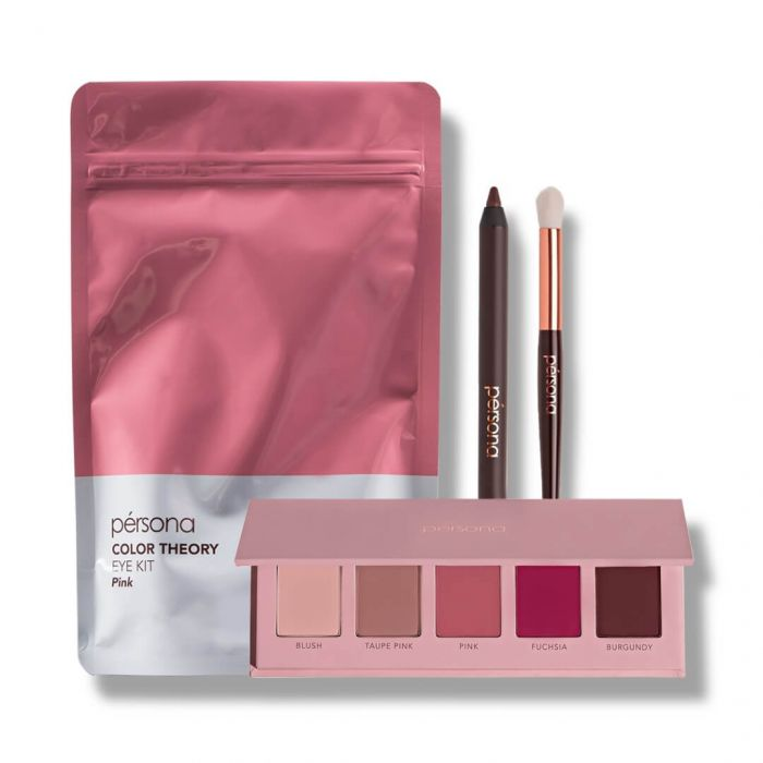Persona Color Theory Eye Kit - Pink | HODIVA LUX