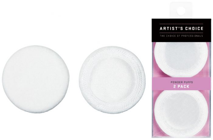 Artist Choice Powder Puffs 2 Pack | HODIVA LUX