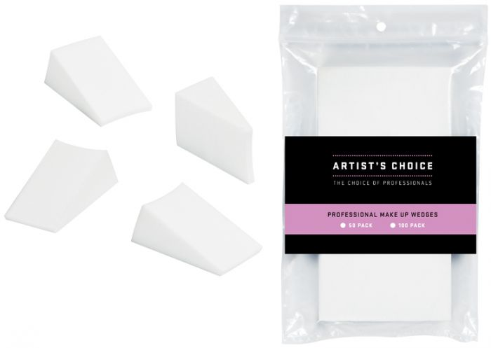 Artist Choice Make Up Wedges 100 Pack | HODIVA LUX
