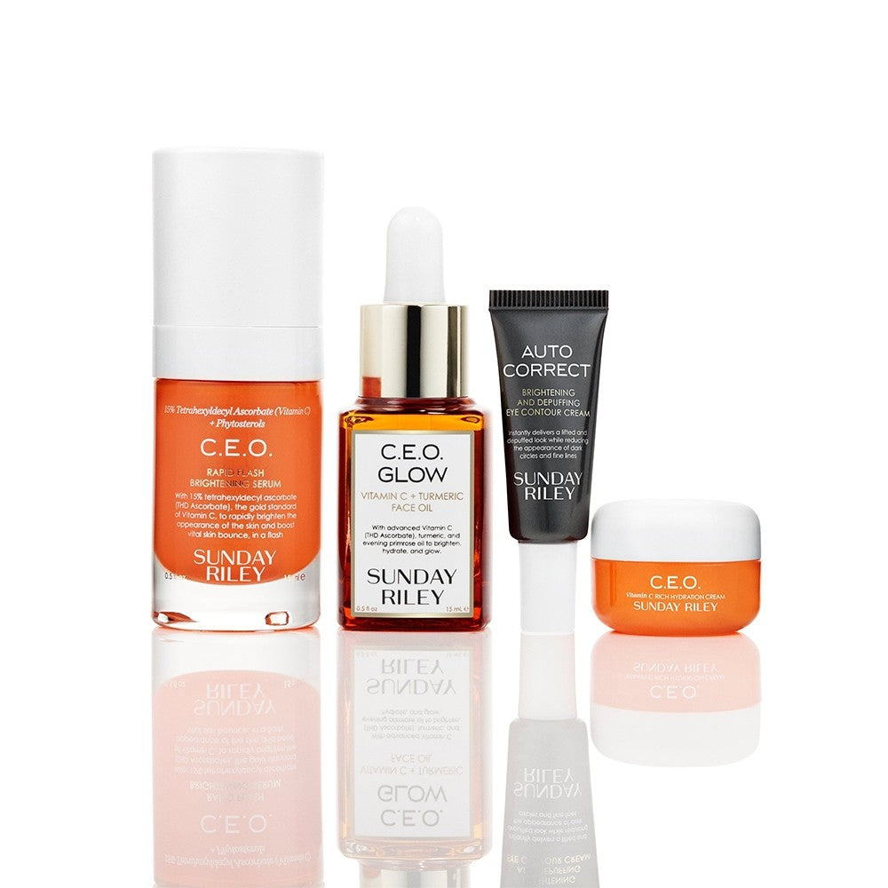 Sunday Riley Pro Vitamins Kit Vol. 1 | HODIVA LUX