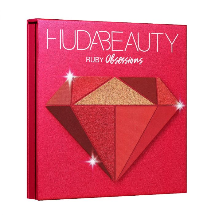 Huda Beauty Obsessions Palette Ruby | HODIVA LUX