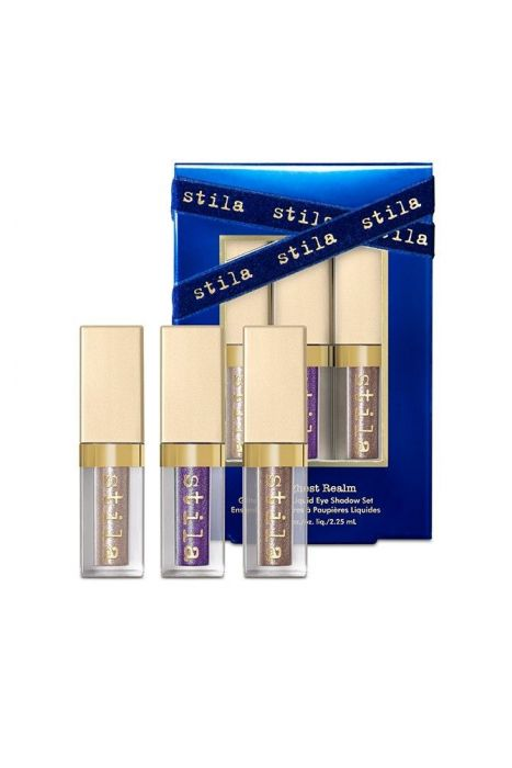 Stila The Highest Realm Glitter & Glow Liquid Eye Shadow Set | HODIVA LUX