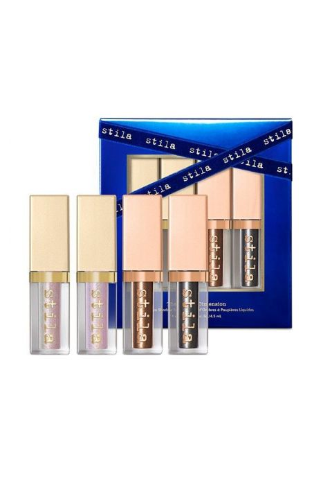 Stila The Fourth Dimension Liquid Eye Shadow Set | HODIVA LUX