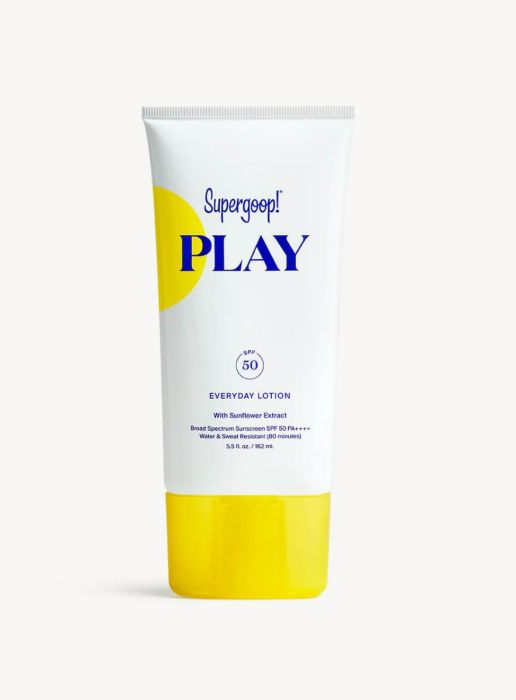 Supergoop! PLAY Everyday Lotion SPF50 with Sunflower Extract 5.5oz | HODIVA LUX