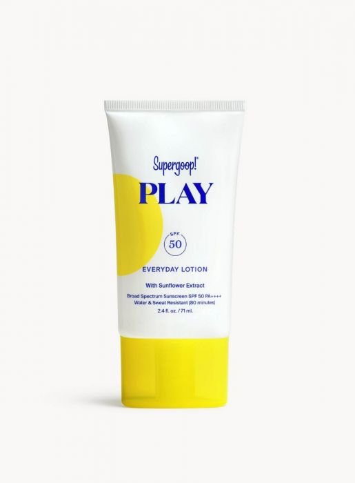 Supergoop! PLAY Everyday Lotion SPF50 with Sunflower Extract 2.4oz | HODIVA LUX
