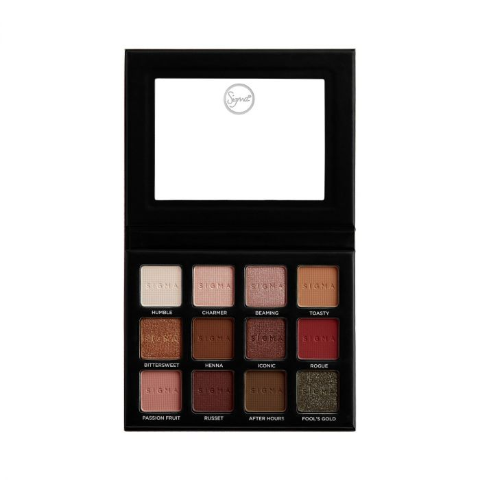 Sigma Warm Neutrals Volume 2 Eyeshadow Palette | HODIVA LUX