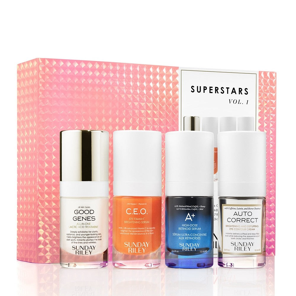 Sunday Riley Superstars Kit Vol. 1 | HODIVA LUX
