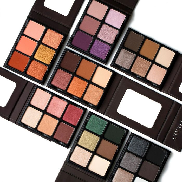 Viseart Theory Palettes | HODIVA LUX