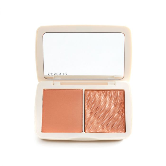 Cover FX Monochromatic Blush Duo | HODIVA LUX