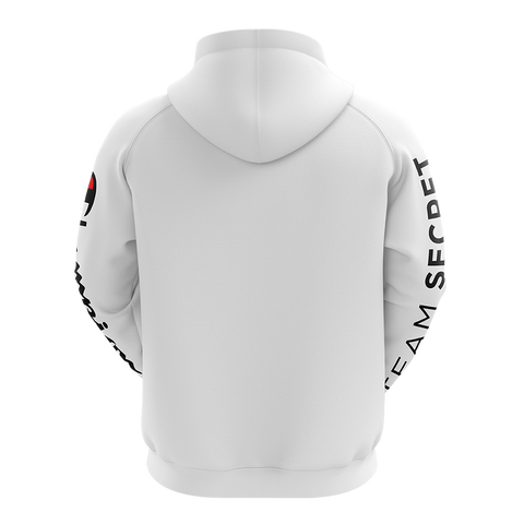 Team Secret x Champion Hoodie (White)