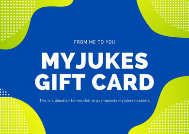 myJukes Club Gift Card