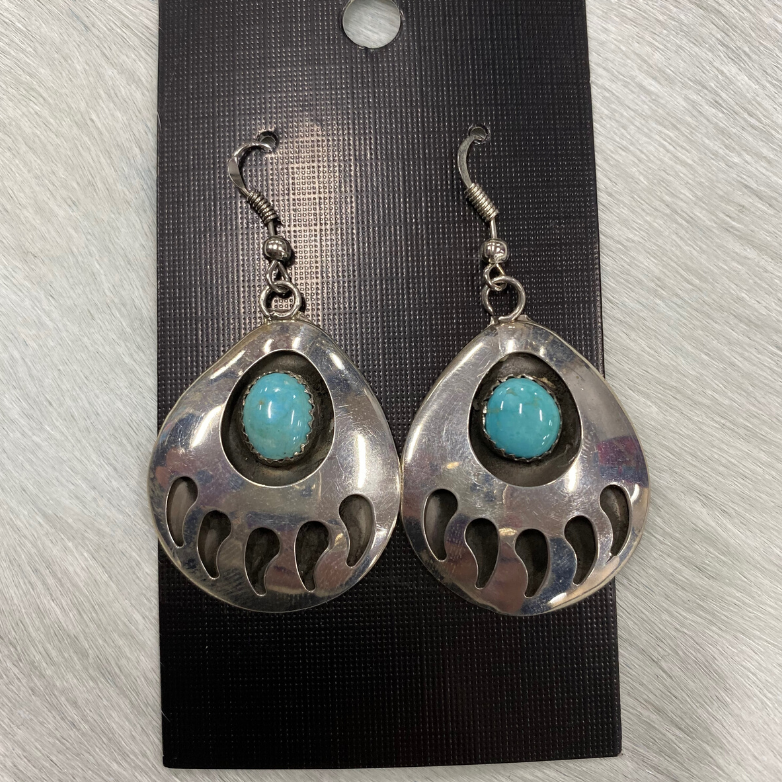 Virginia John Bear Claw Earrings