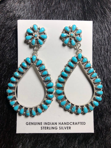 Turquoise Dangles