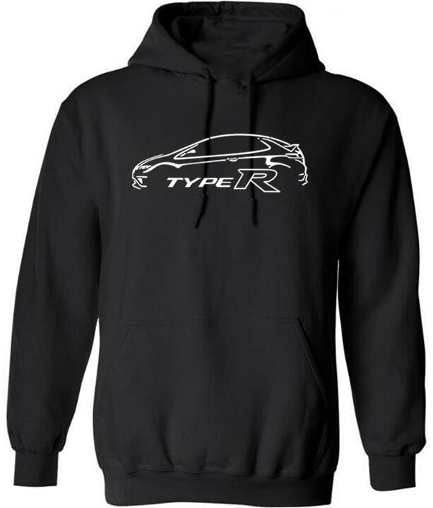 Civic Type R Print Hoodie - Japanese Mark