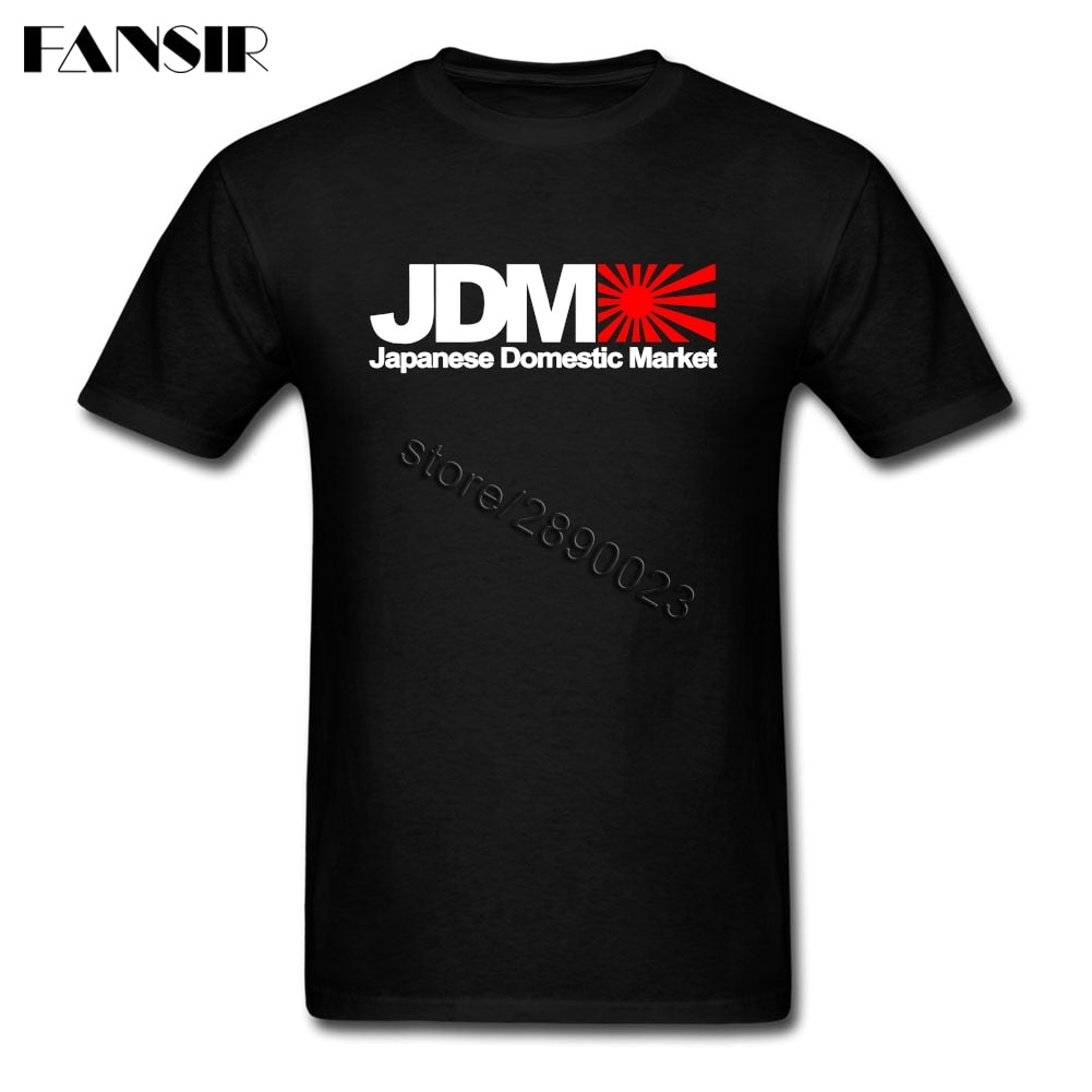 Basic JDM T-Shirt - Japanese Mark