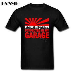JDM Graphic T-Shirt - Japanese Mark