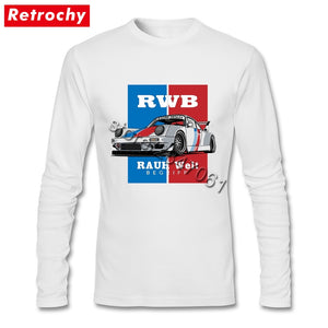 RWB Graphic Long Sleeve - Japanese Mark