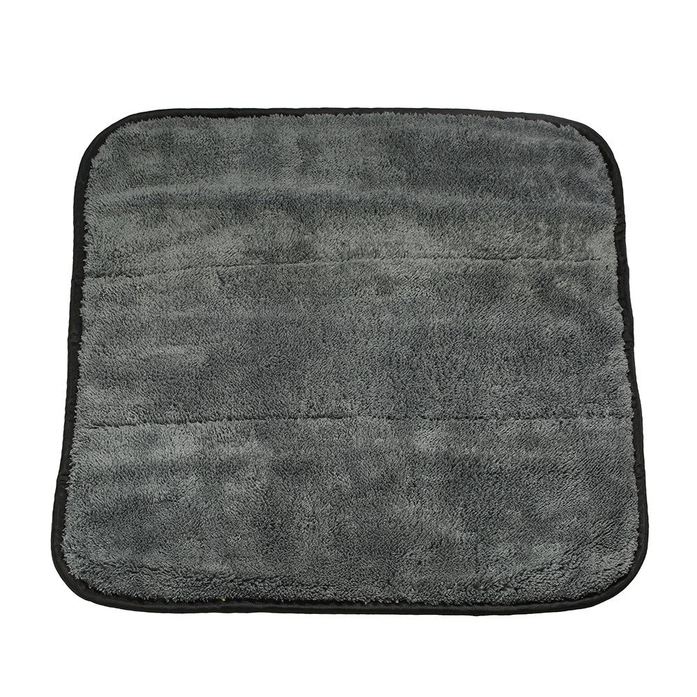 Plush Microfiber Car Cleaning/Detailing Cloth - Japanese Mark
