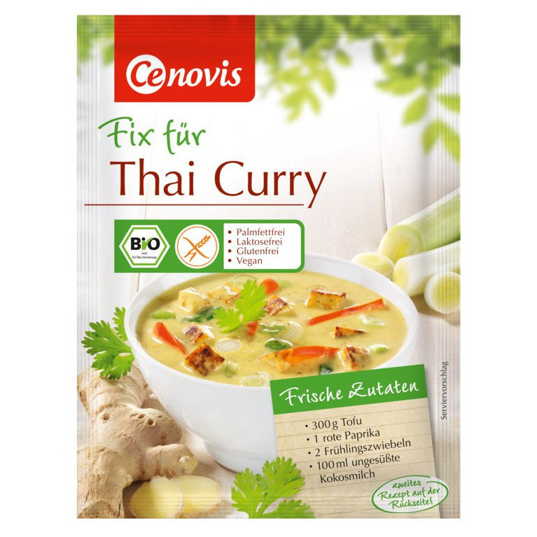 Cenovis Fix für Thai Curry glutenfrei