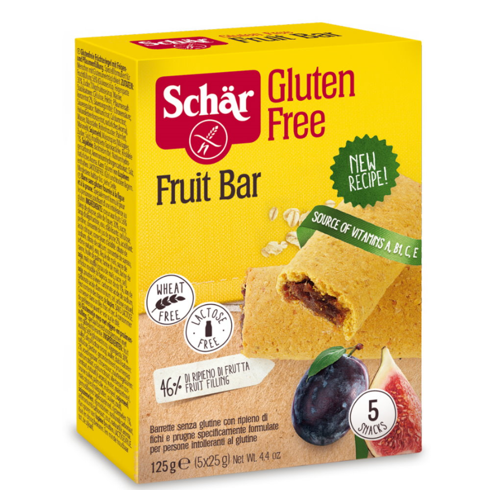 Schär Fruit Bar glutenfrei