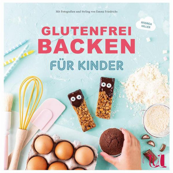 Glutenfrei backen für Kinder