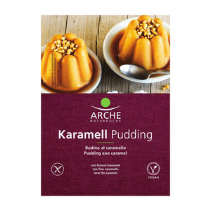 Karamell Pudding