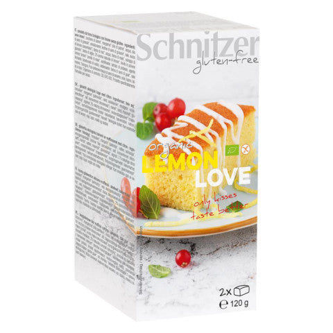 Lemon Love Mini-Kuchen