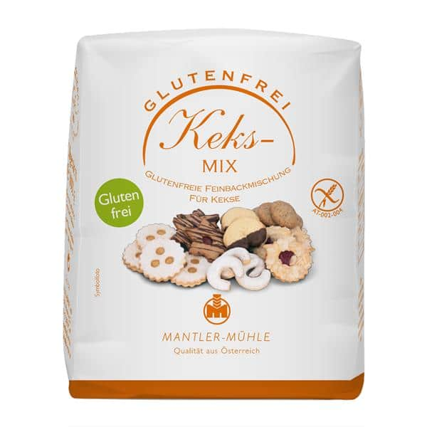 Mantler Mühle Keks Mix glutenfrei