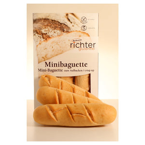 Backwaren Richter Mini Baguette glutenfrei