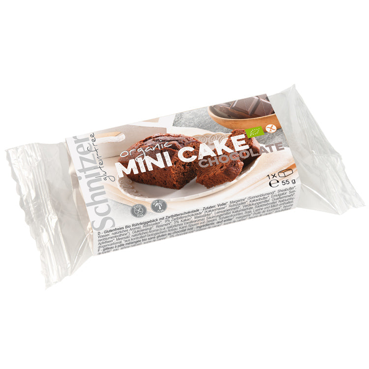 BIO Mini Cake Chocolate