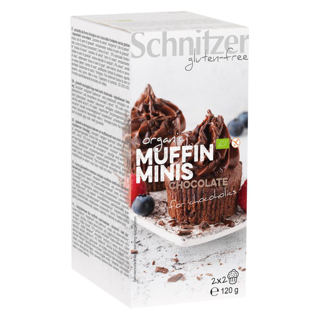 Muffin Minis Chocolate