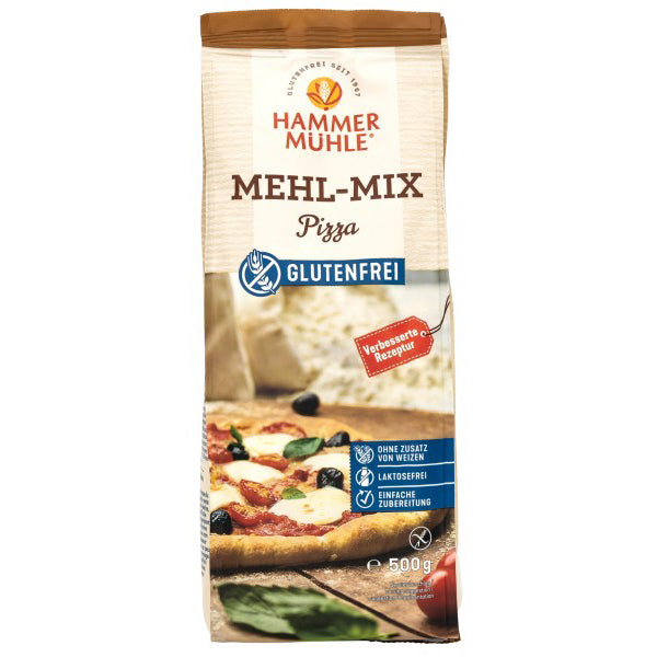 Pizza Mehl-Mix