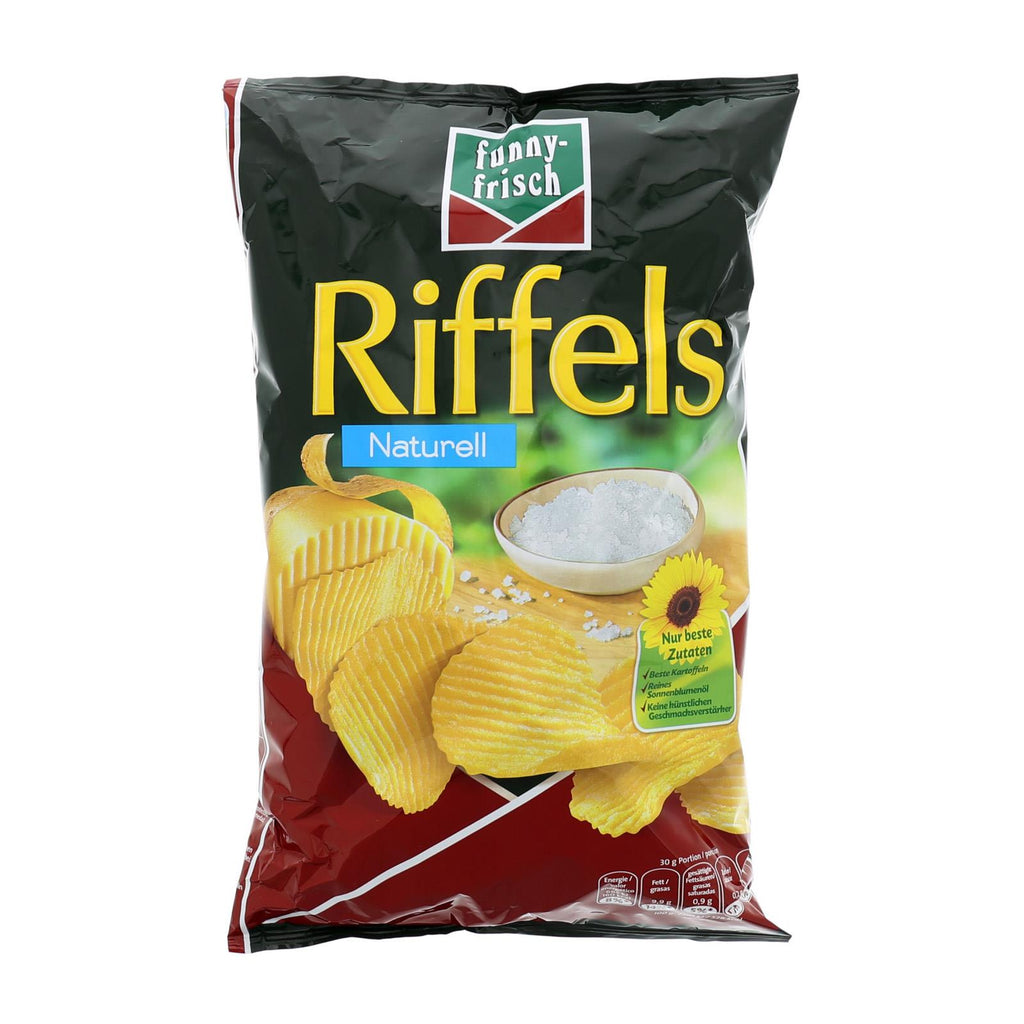 Riffels Chips Nature