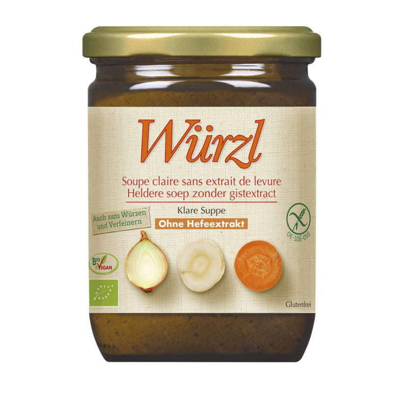 Würzl Klare Suppe