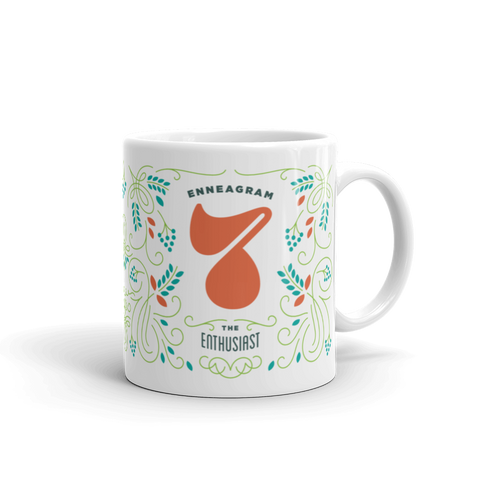 Multicolor Mug - Type 7: The Enthusiast