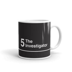 Enneagram Mug - Type 5: The Investigator