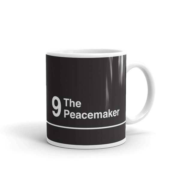 Enneagram Mug - Type 9: The Peacemaker