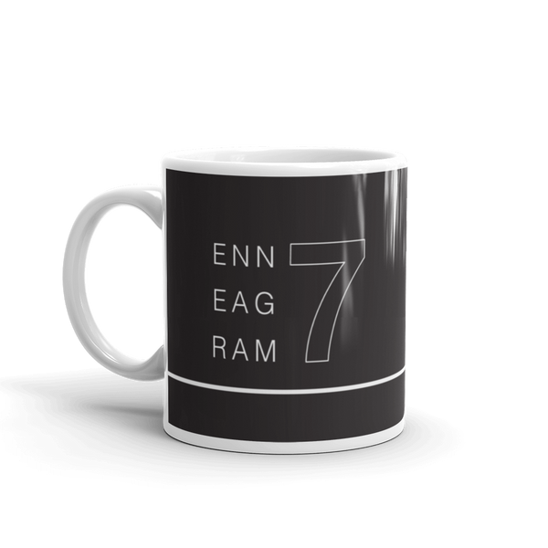 Enneagram Mug - Type 7: The Enthusiast