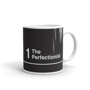 Enneagram Mug - Type 1: The Perfectionist