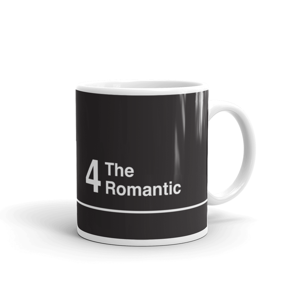 Enneagram Mug - Type 4: The Romantic