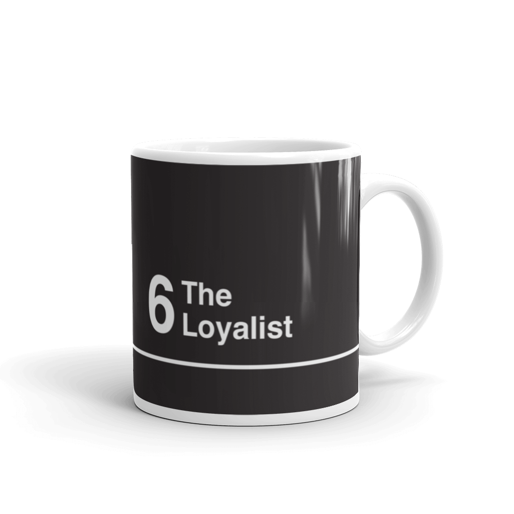 Enneagram Mug - Type 6: The Loyalist