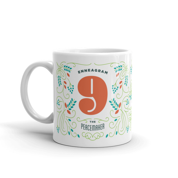 Multicolor Mug - Type 9: The Peacemaker