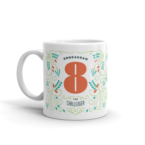 Multicolor Mug - Type 8: The Challenger