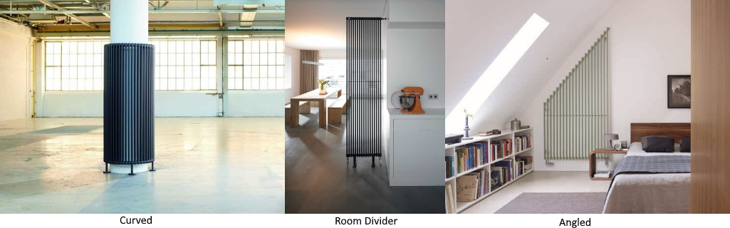 Made to Measure Radiator Examples