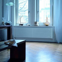 Load image into Gallery viewer, Zehnder Kleo Horizontal Column Double Panel Radiator